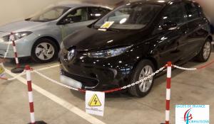 habilitation électrique véhicule électrique